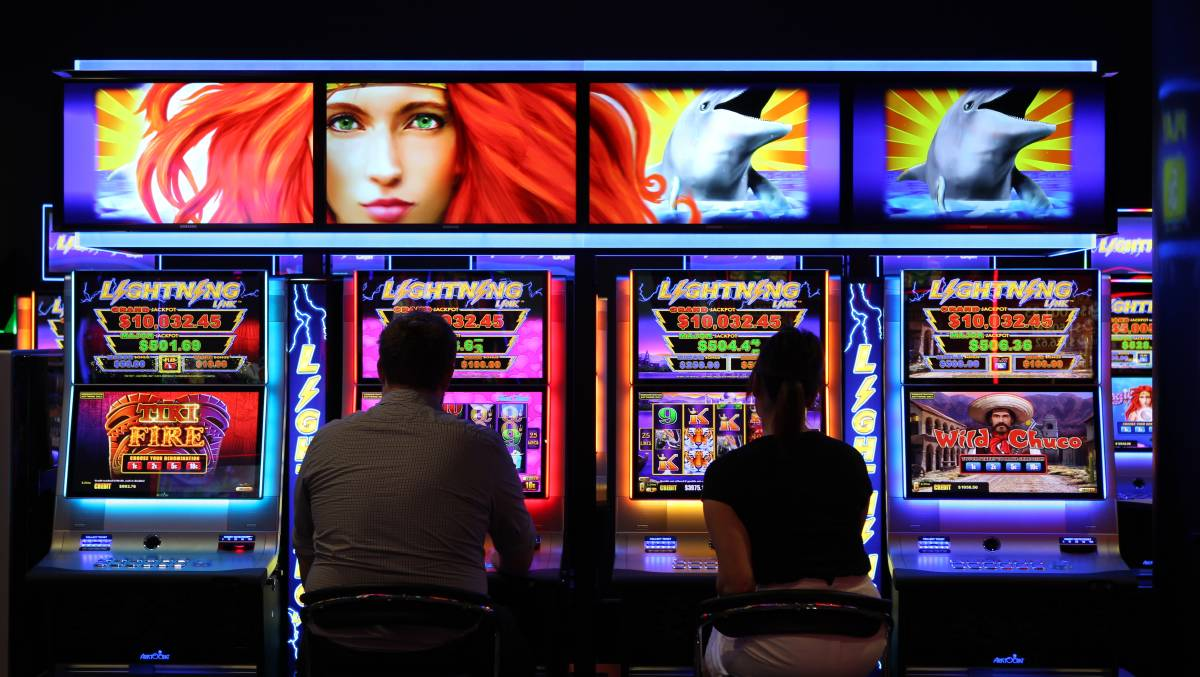 Plenty of room for more pokies in Macarthur says state government |  Wollondilly Advertiser | Picton, NSW